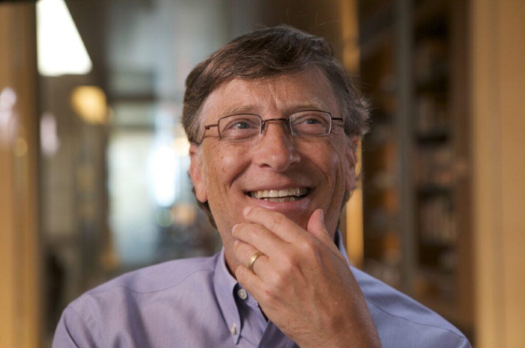 Decálogo de Bill Gates